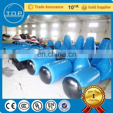 Hot selling chest protector paintball inflatable barriers made in China