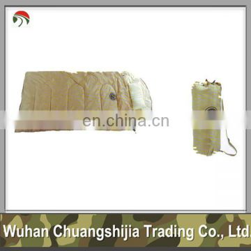 high quality khaki military sleeping bag