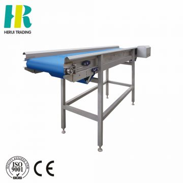 Food grade horizontal conveying machine