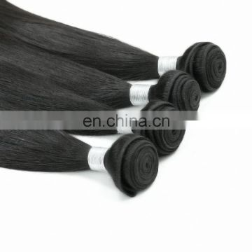 aliexpress virgin hair extension unprocessed cuticle aligned hair hot selling Brazilian hair