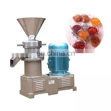 peanut butter making machine 2018 hot selling small colloid mill  machine