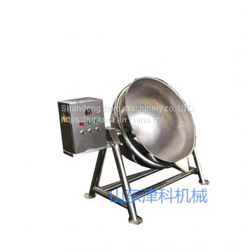 Electric heating sandwich pot / 300L sandwich pot