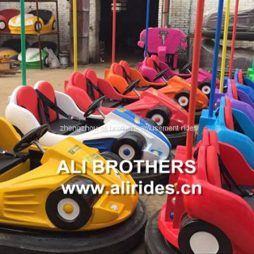 Amusement Park Sale ceiling/ground grid bumper car for sale electric bumper car for kids