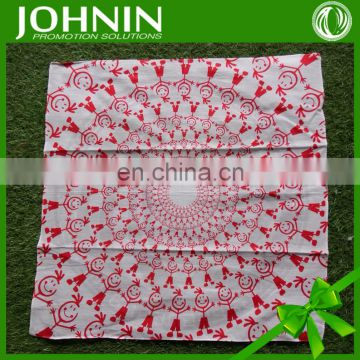 cute pattern childhood red printed Bandana