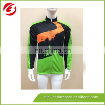 Digital Print With Any Logo Cycling Jerses China Custom Cycling Jersey