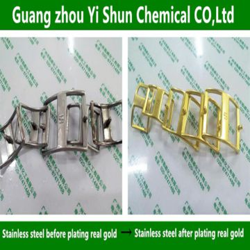 Gold plated copper process Copper jewelry gold plating Gold plating on metal surfaces