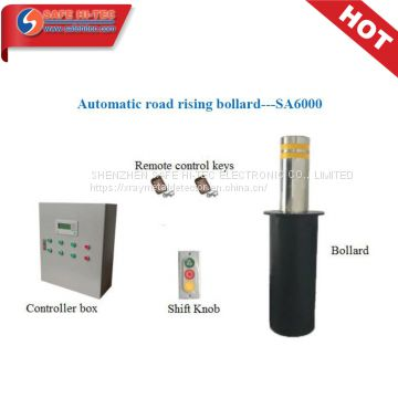 Security Retractable bollard Automatic and Pneumatic bollard SA6000