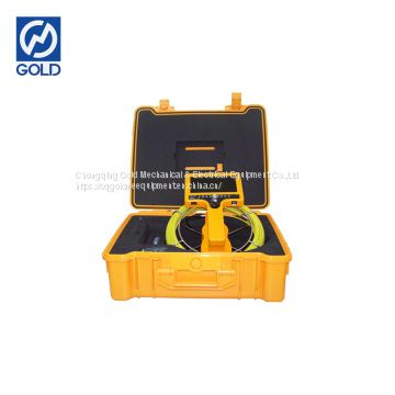 Well Inspection Camera Push Rod Pipe Borehole Camera
