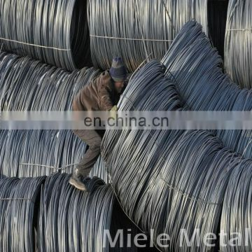 Low price HD process SAE 1018 wire rod in coil