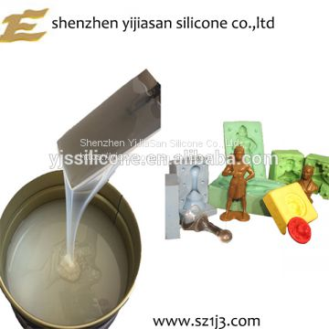 platinum cure silicone rubber rtv2 for artificial stone molds