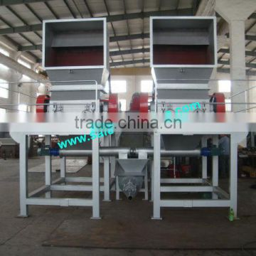 high quality plastic PET recycling line