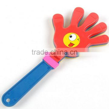 custom make plastic Hand Clappers,make custom toys hand clappers,plastic toy hand clappers