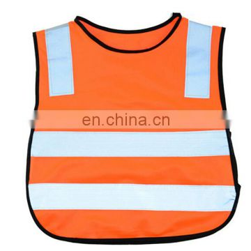 Good quality High Visibility Breathable Cheap Reflective Child Safety Vest