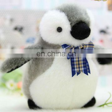 small penguin plush toys with scarf