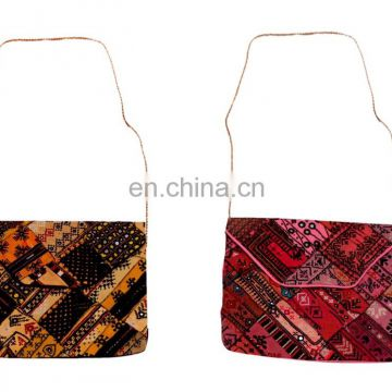 Banjara Clutches Bag Hobo Tote coin Tribal Gypsy indian Banjara clutch kutch embroidery Handmade Designer