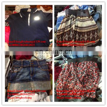 without dirty top quality used clothes,latest design factory of used clothing in China
