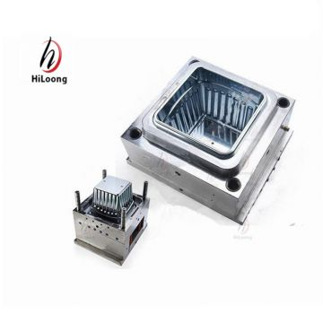 huangyan mould for plastic injection cheap plastic injection flower pot mold