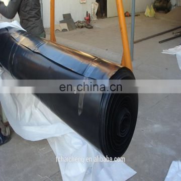 High quality waterproof Black HDPE Geomembrane Liner with smooth surface