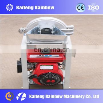 New Commercial Automatic Multifunctional disk mill machine with motor or diesel engine drive