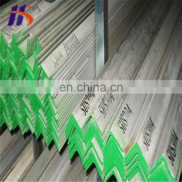 cold drawn stainless steel angle bar 304