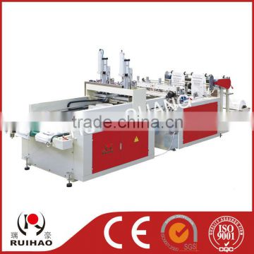 Automatic High Speed T-shirt Bag Making Machine With Auto Punching                                                                         Quality Choice