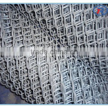 china supply cheap price galvanized chain link fence