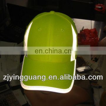 NEW CornerStone - ANSI Safety Cap. CS801 Size: OSFA in Safety Yellow color
