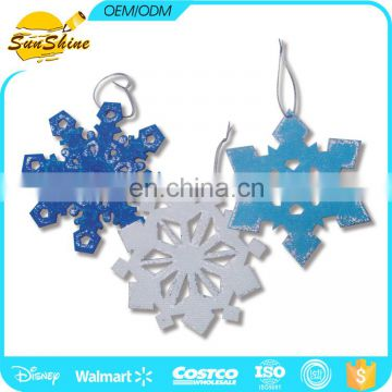 creative glitter EVA CHRISTMAS SNOWflake for tree and wall decoration