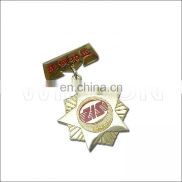 Military medal ribbon manufacturer/supplier