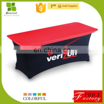 Black Garden Beer Table Cover For