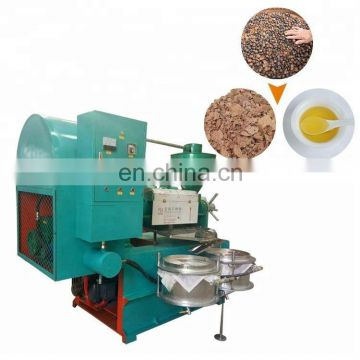 Taizy Automatic equipment corn jatropha oil press machine oil extraction machine