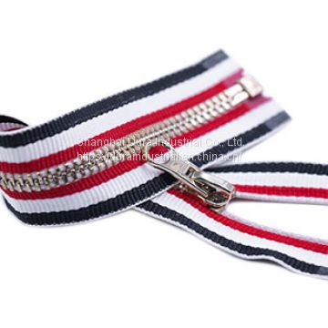 MZP021 Metal Zipper