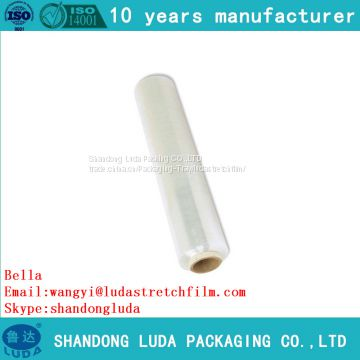 customized packaging stretch wrap film roll supply