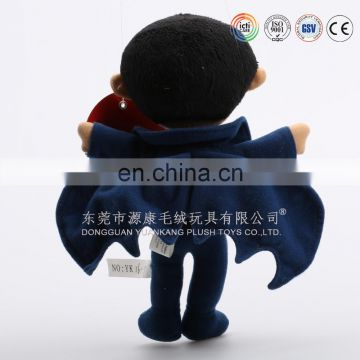 Bulk production halloween plush toy for kids