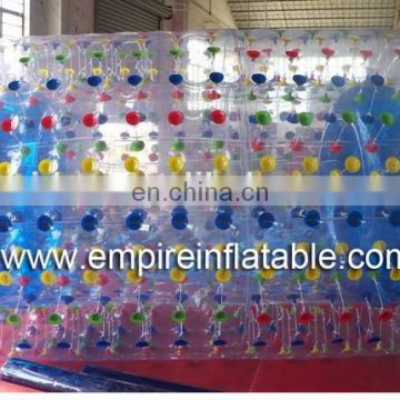 Inflatable Water Roller , aqua roller, water wheel for sale