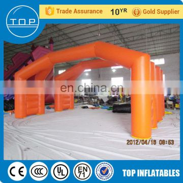 Popular inflatables archway metal detector advertising China factory