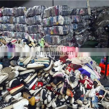 Used Brand Shoes for Africa Market from China 11
