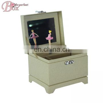 Mini Fancy Music Box With a Dancing Ballerina