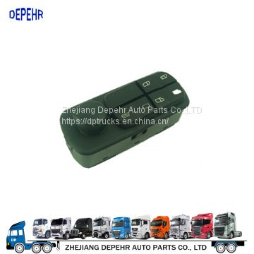 Zhejiang Depehr Heavy Duty European Tractor Window Lifter Switch Benz Truck Power Window Swith 0035455113