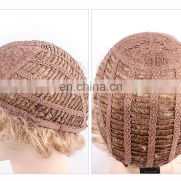 hot sell synthetic fibre curly hair wigs for party