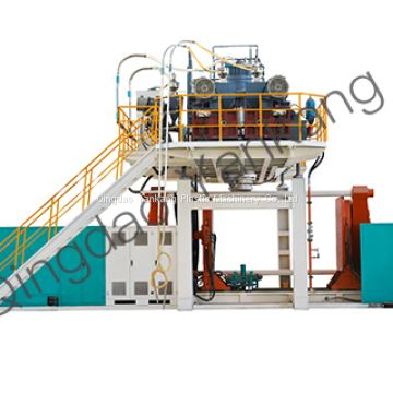 3000L 4 Layers Extrusion Water Tank Blow Molding Machine
