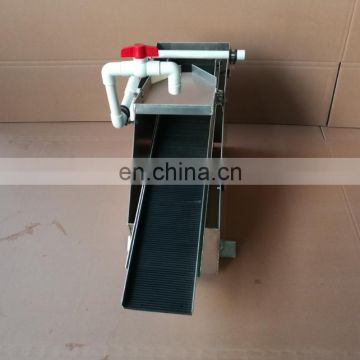from river portable gold mining machines recovery sluice for sale