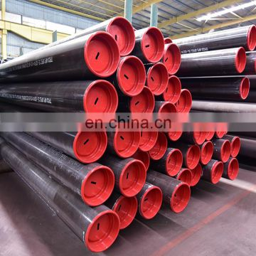 schedule 40 API 5L GR B seamless carbon steel pipe