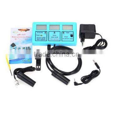 Professional 5 in 1 Water Testing Meter PH / Temperature / Conductivity EC / CF / TDS E0919                                                                         Quality Choice