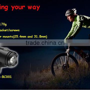 BIKE front ligCycle Light bikers's love! rechargeable bicycle night lite flashlight for camping camping flashlight cycling light