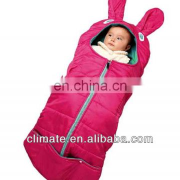 cheap sleeping bags,cotton Cute Baby sleeping bag Safety foot muff sleeping bag