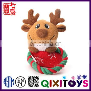 Wholesale pet products funny christmas toys for pets