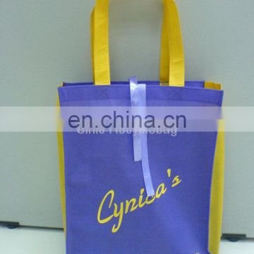 8 pet non-woven shopping bag