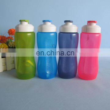 newly colorful 500 ml plastic bottle
