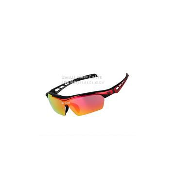 GUB 5200 Cycling Glasses Set Professional Riding Glasses Outdoor Windproof Polarized UV400 Glasses Detachable Lens